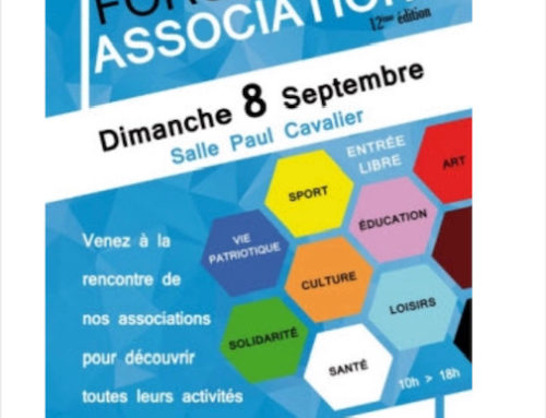 Forum des associations Puget sur Argens