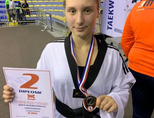 FRENCH TOUR OPEN international KPNP cadets/juniors